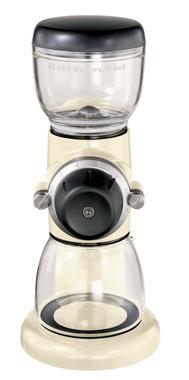 Кофемолка жерновая Kitchenaid кремовый